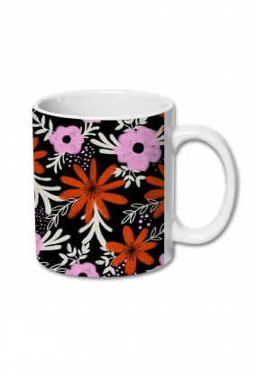 Tazon Floral Blacky